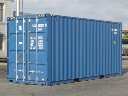 20FT HIGH Cube Versand Container 20ft x 8ft x9ft6New Bj