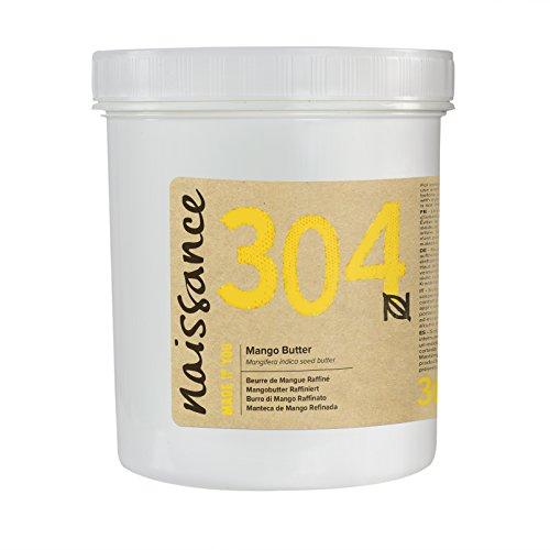 Naissance Mangobutter, raffiniert 250g (Mango-butter Seife)