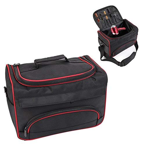 Friseur-Tasche, Werkzeug-Beutel-große Speicher-Fachmann-Frisuren-Haar-Ausrüstungs-Werkzeug-Transport-Kasten-Tasche Multifunktions-tragbarer Friseur-Beutel-Friseur-Satz-Halter