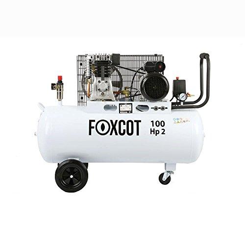 Compressore 100 litri Foxcot FL100