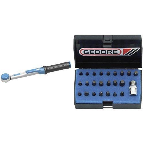 Gedore 4549-02 - Llave dinamométrica TORCOFIX K 1/4