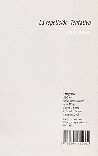 Descargar Libro La repetición (Altoparlante) de Raúl Hevia García