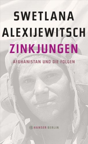 Buchseite und Rezensionen zu 'Zinkjungen' von Swetlana Alexijewitsch