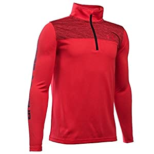 Under Armour Jungen UA Tech Prototype 1/4 Zip Fitness-Sweatshirts