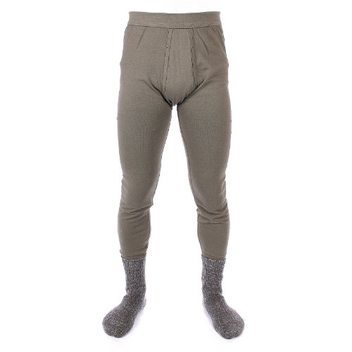 Bundeswehr Unterhose lang nach TL oliv, Größe:10(4XL)
