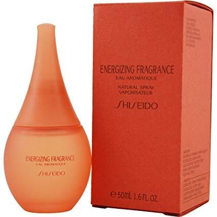 Shiseido Energizing Fragrance Eau Aromatique Eau de Parfum Spray 50 ml