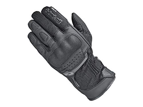 Leather Gloves Held Desert Ii Black 8