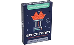 Timber & Bolt Spaceteam Expansion: Triangulum