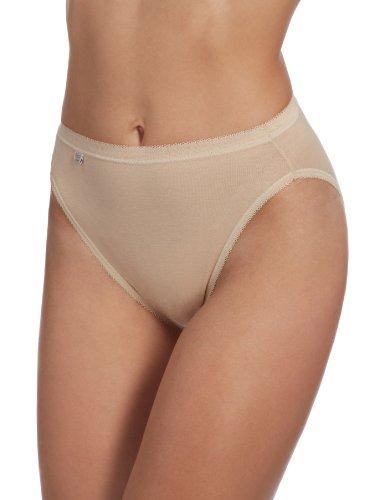 Sloggi Damen Slip Basic + Tai, Beige (Skin), Gr. 44 (Herstellergröße: 16)