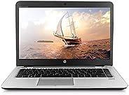 HP Notebook 640 G1 14-inch Laptop Intel Core i5-4300M 2.6 GHz 4GB RAM 500GB HDD Windows 10 laptop(Refurbished)