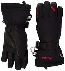 Racer Explore Gants de ski Homme Noir/Noir FR : S (Taille Fabricant : 3 S/7)