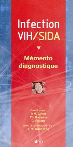 Infection VIH/Sida : Memento diagnostic