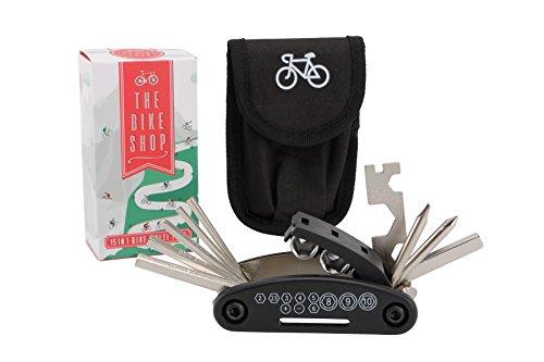 La tienda bicicletas 15en 1Ciclismo multiherramienta