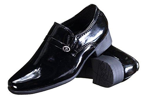 W.S Shoes - Derbies enfant 5014 Noir Noir