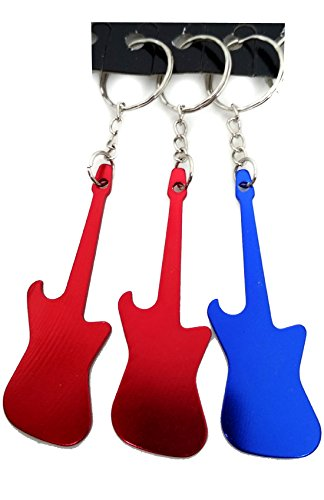 HALO NATION Guitar Metal Keychain , Bottle Opener Set of 3  available at amazon for Rs.99