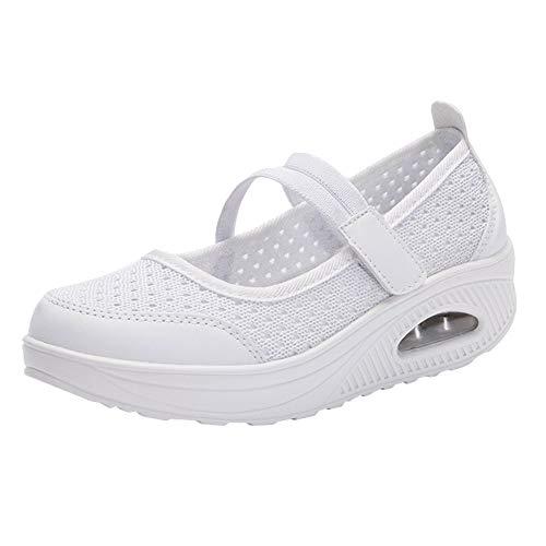 Kinlene Femmes Chaussures Eté Sandales Hyper légères et Très Confortables Très Jolie Fitness Chaussures de Sport LéGèRes et DéContractéEs
