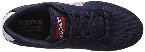 Skechers (SKEES) Og- 82, baskets sportives homme bleu (NVRD)