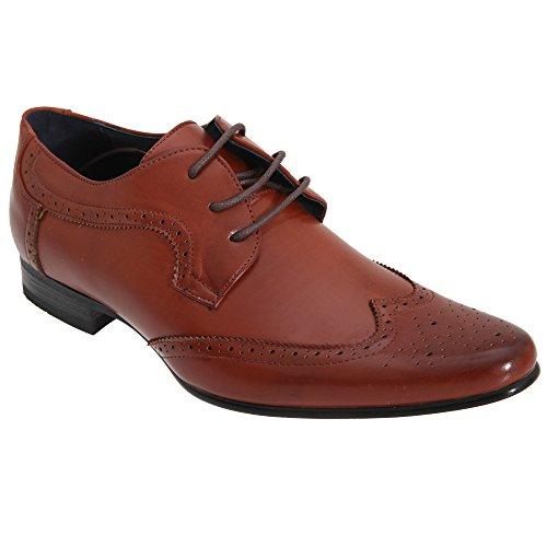 Route 21 - Chaussures de ville - Homme Fauve