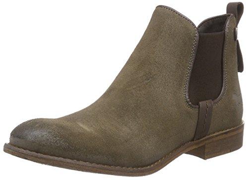 Erde Classiques Chelsea 308 femme Bottes Mustang Marron Boot 4Hcwqapd