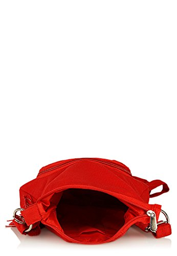 pick pocket Women's Sling Bag (Crimson, Slredemb39) Image 4
