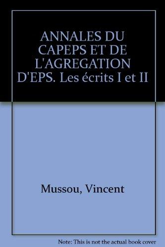 Annales du Capes et de l'agrégation...