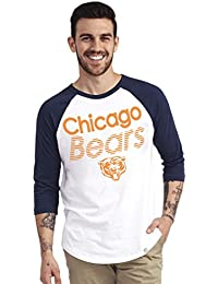 Junk Food Chicago Bears All American Raglan Men's