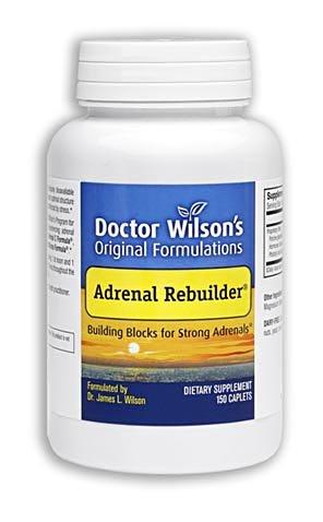 Future Formulations, Dr Wilsons Nebennieren Rebuilder - x150tabs