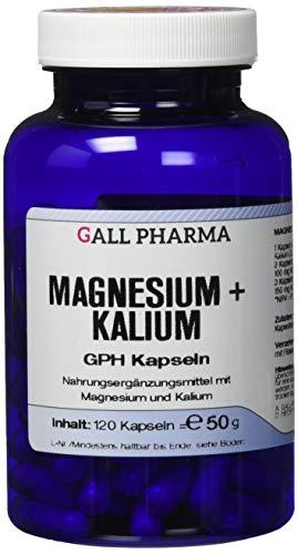 Gall Pharma Magnesium plus Kalium GPH Kapseln 120 Stück - Kalium Plus Magnesium