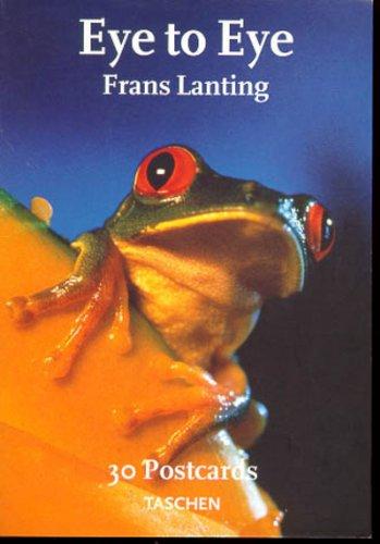 Eye to Eye - Frans Lantig. Livrets de 30 cartes postales