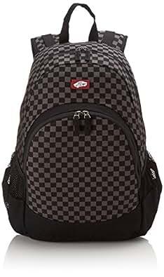 Vans M Van Doren Backpack - Gris (Black/Charcoal)