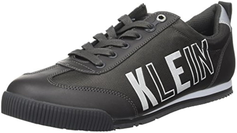 Calvin Klein Welby Smooth/Nylon, Zapatillas para Hombre