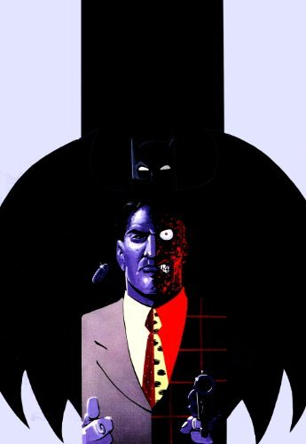 BATMAN: FACES by Matt Wagner (July 29,2008)