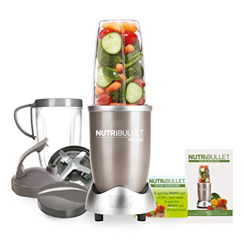 NutriBullet Pro 900 Series Blender , 900 W, 9-Piece set