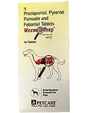 Pet Care Worm Trap Tab -1X10