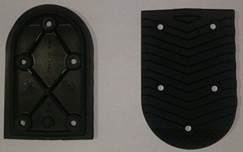 Salomon Ersatzteil black Sole 8mm