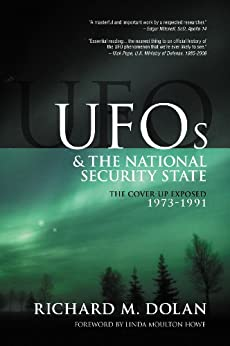The Cover-Up Exposed, 1973-1991 (UFOs and the National Security State Book 2) (English Edition) par [Dolan, Richard]