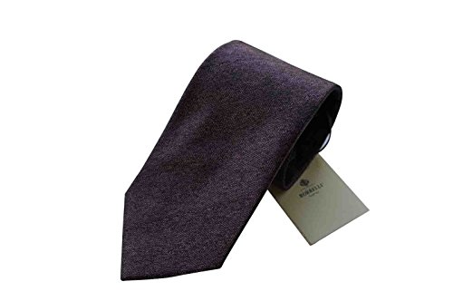 luigi-borrelli-napoli-italy-mens-tie-luxury-dark-purple-stripe-100-silk
