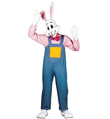 Costume mascotte bunny coniglio pasquale taglia s