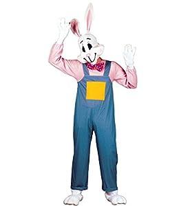 WIDMANN Disfraz mascota conejo conejo Pascua Talla S