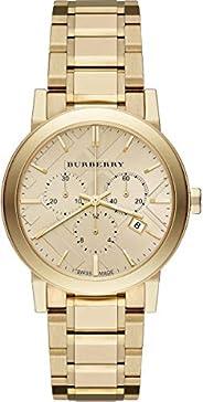 Burberry BU9753 For Women Analog Dress Watch, Stainless Steel
