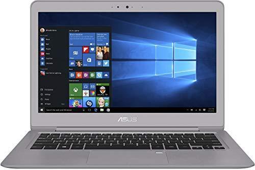 Asus Zenbook UX330-UX330UA-FC082T Laptop (Windows 10, 8GB RAM, 256GB HDD) Grey Price in India
