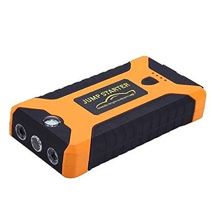 41MWT3dFE4L. SS416  - Detectoy 22000mAh Multifunción Jump Starter Battery Emergency Car Fuente de alimentación 12V LCD Digital Engine Booster Banco de Potencia para portátil