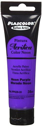 plascolor pp639-35-Acrylfarbe, 35ml, Fuchsia Neon