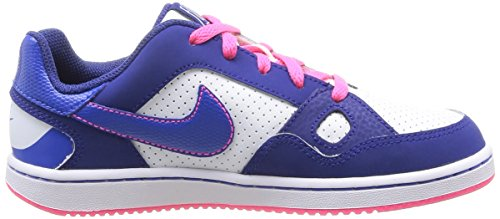 Nike 616497 103 Son Of Force Gp Unisex - Kinder Sportschuhe - Fitness Mehrfarbig (WHITE/HYPR CBLT-DP RYL BL-HYPR)