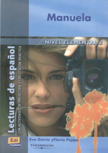 Lecturas de espanol - Edinumen: Manuela (Lectura De Espanol) por Team Edinumen