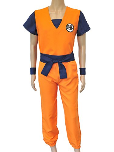 ll Son Goku Cosplay Kostüm (XL) ()
