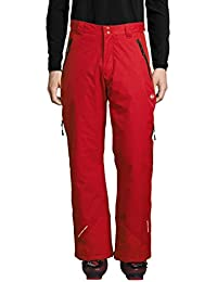 Ultrasport Professional Men's Functional Ski and Snowboard Trousers with Ultraflow 5000 and RECCO tracking system