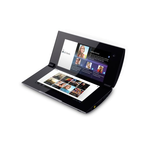 Preisvergleich Produktbild Sony SGPT212DE 13,9 cm (5,5 Zoll) Tablet-PC (NVIDIA Tegra2, 1GHz, 1GB RAM, 4GB Flash Speicher, WLAN, HSUPA, Android 3.1) schwarz/silber