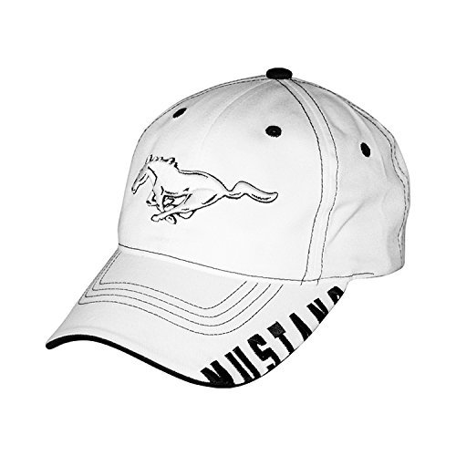 Ford Mustang Bill Edge 3D Pony Baseball Cap (Ford Mustang Kappe)