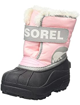 Sorel Childrens Snow Commander, Stivali da Neve Bambina